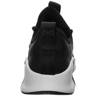 Nike Free Metcon Fitnessschuhe Damen schwarz / weiß