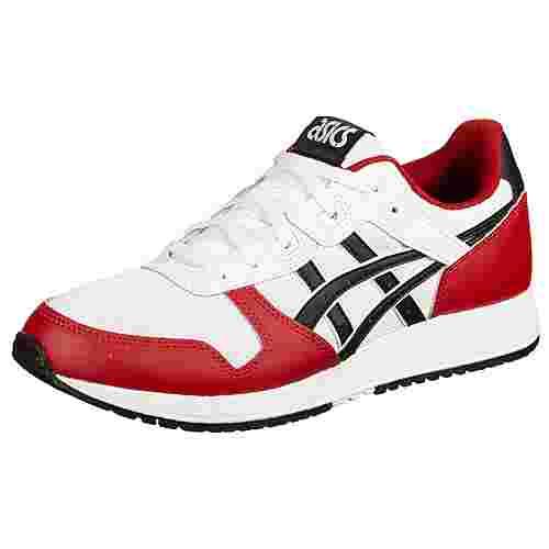 ASICS Lyte Classic Sneaker Herren weiß / rot