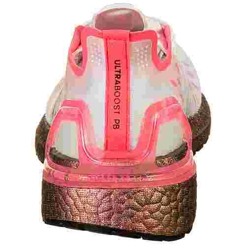adidas Ultraboost PB Laufschuhe Damen weiß / pink