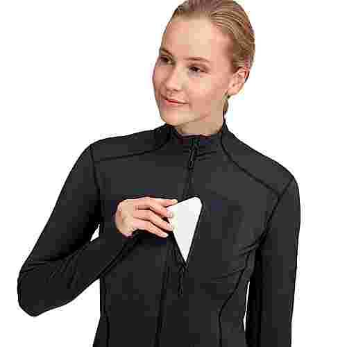Mammut Aconcagua Light ML Jacket Women Fleecejacke Damen black-black