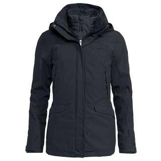 VAUDE Women's Skomer 3in1 Jacket Doppeljacke Damen phantom black