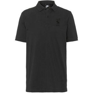 Nike FC Liverpool Poloshirt Herren black-black
