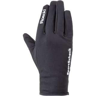Roeckl Fingerhandschuhe schwarz