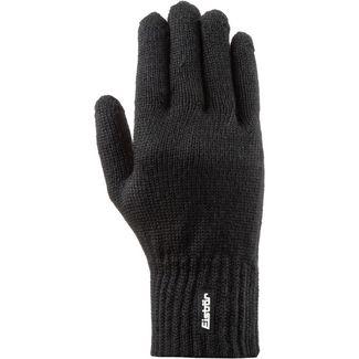 Eisbär Fingerhandschuhe schwarz