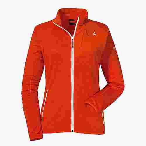 Schöffel Fleece Jacket Houston1 Fleecejacke Damen 2500 rot