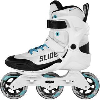 POWERSLIDE Radon Freeze 90 Fitness Skates Damen white-black
