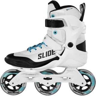POWERSLIDE Radon Freeze 90 Fitness Skates Damen white-black