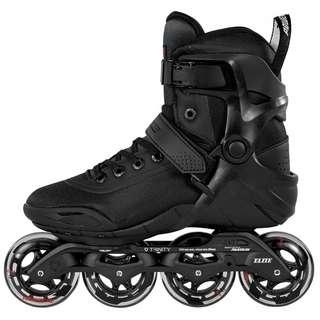 POWERSLIDE Radon Black 80 Fitness Skates grey-black