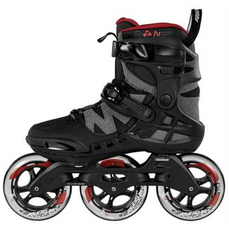 POWERSLIDE Argon Ash 110 Fitness Skates Herren black-grey