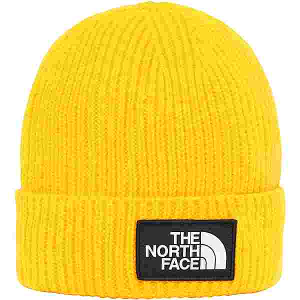 The North Face YOUTH BOX LOGO Beanie Kinder summit gold
