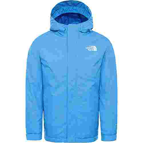 The North Face Snowquest Skijacke Kinder clear lake blue