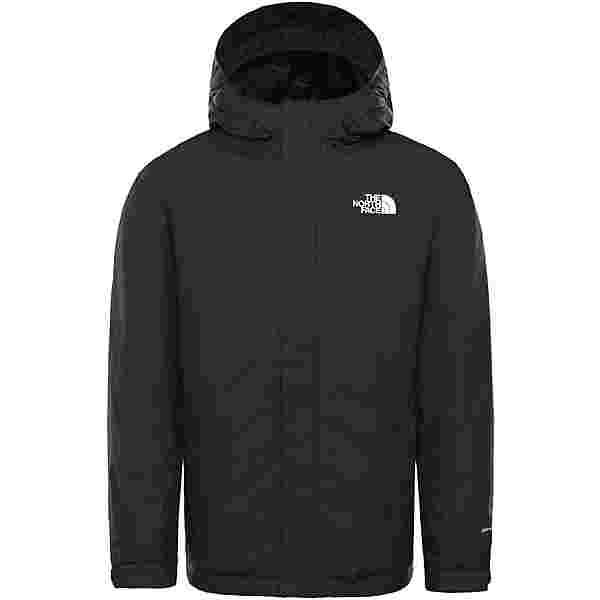 The North Face Snowquest Skijacke Kinder tnf black-tnf white