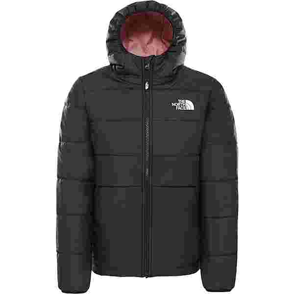 The North Face Perrito Wendejacke Kinder tnf black-pink clay