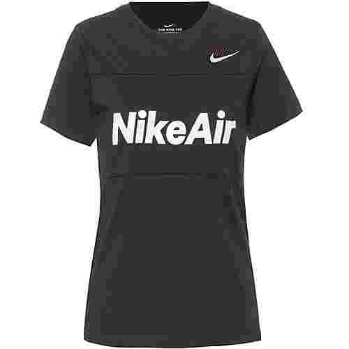 Nike Air T-Shirt Kinder black-black