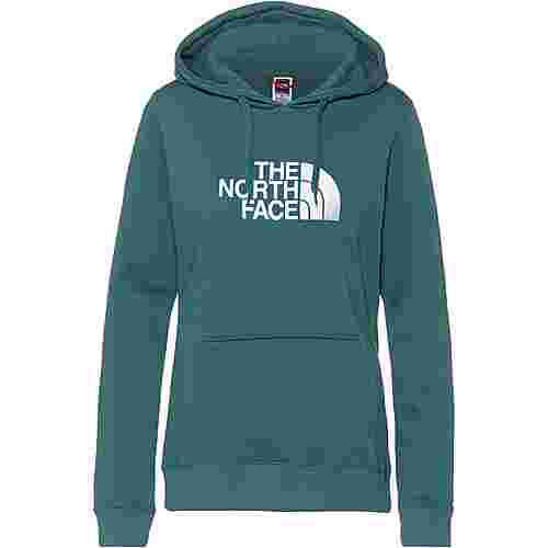 The North Face DREW PEAK Hoodie Damen mallard blue