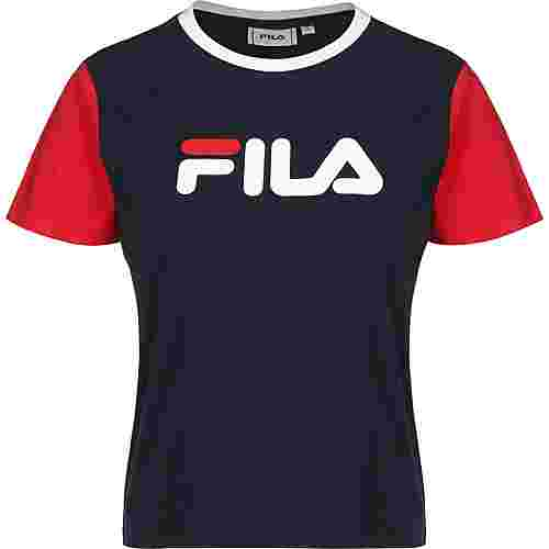 FILA Salome T-Shirt Damen blau