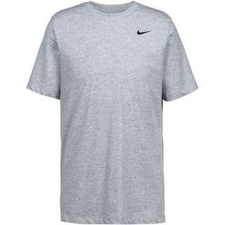 Nike Dri-fit Funktionsshirt Herren dk grey heather-black