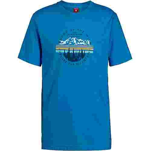OCK T-Shirt Herren türkis