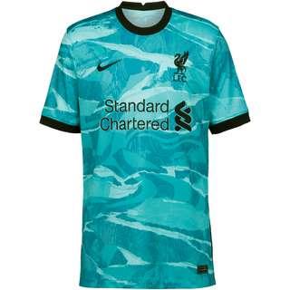 Nike FC Liverpool 20-21 Auswärts Fußballtrikot Herren hyper turq-black