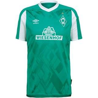 UMBRO Werder Bremen 20-21 Heim Trikot Herren grün