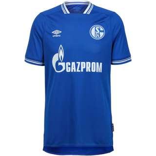UMBRO FC Schalke 04 20-21 Heim Trikot Herren blau