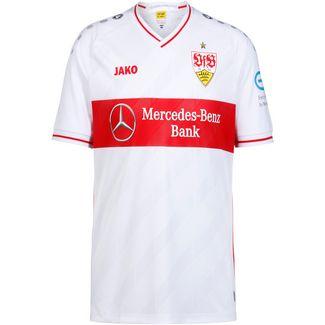 JAKO VfB Stuttgart 20-21 Heim Fußballtrikot Herren weiß
