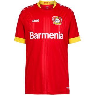 JAKO Bayer 04 Leverkusen 20-21 Auswärts Fußballtrikot Herren rot