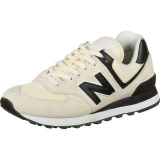 NEW BALANCE 574 Sneaker Damen beige