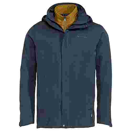 VAUDE Men's Rosemoor 3in1 Jacket Doppeljacke Herren steelblue
