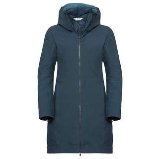 VAUDE Women's Annecy 3in1 Coat III Doppeljacke Damen steelblue