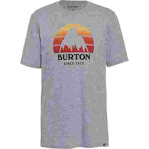 Burton T-Shirt gray heather