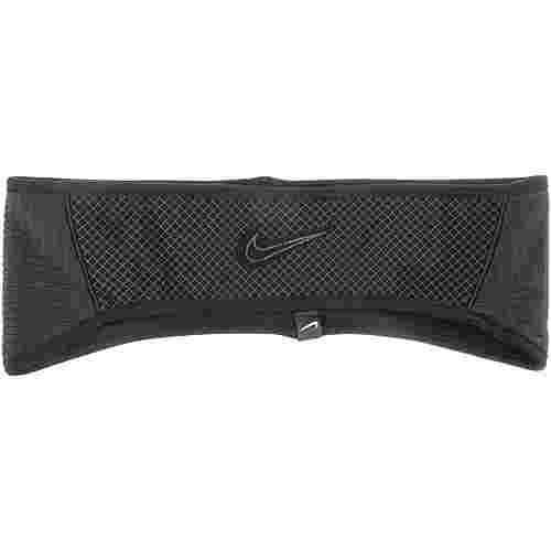 Nike 360° Stirnband Damen black-silver