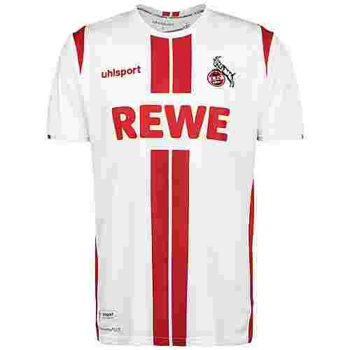 Uhlsport 1.FC Köln 20-21 Heim Fußballtrikot Herren weiß