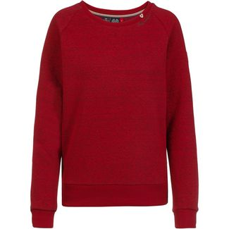 Ragwear Johanka Sweatshirt Damen red