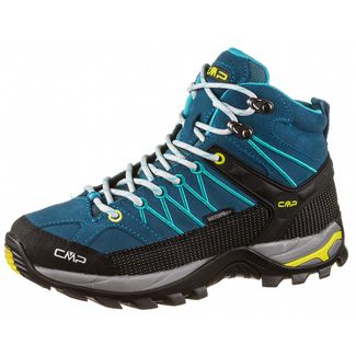 CMP Rigel Mid WP Wanderschuhe Damen deep lake-baltic