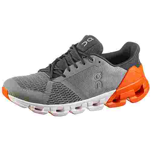 ON Cloudflyer Laufschuhe Herren grey-orange