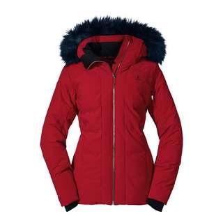 Schöffel Down Jacket Maribor L Daunenjacke Damen 3090 rosa