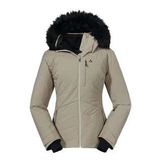 Schöffel Ski Jacket Valisera L Funktionsjacke Damen 4010 braun
