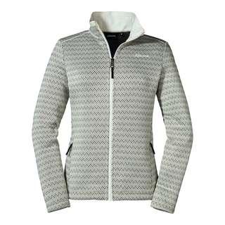 Schöffel Fleece Jacket Belgrad L Fleecejacke Damen whisper white