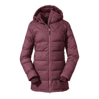 Schöffel Insulated Parka Boston L Parka Damen 3430 pink