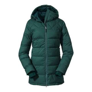 Schöffel Insulated Parka Boston L Parka Damen 7930 grün