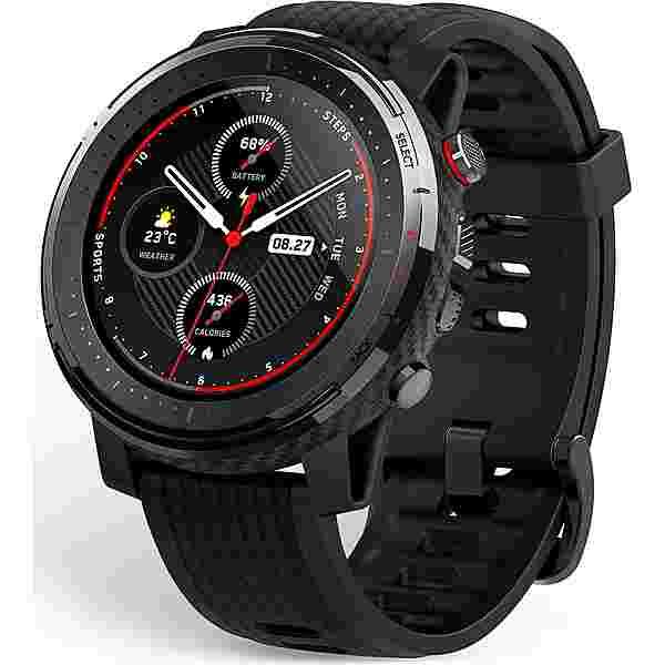 Amazfit Amazfit Stratos 3 Sportuhr black