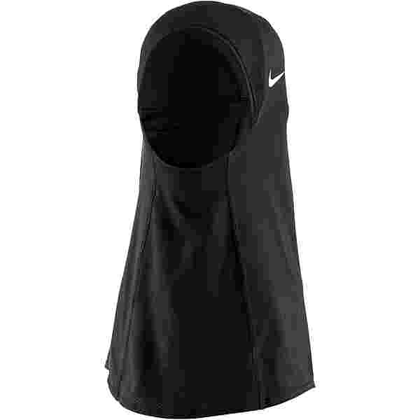 Nike Pro Hijab Damen black-white
