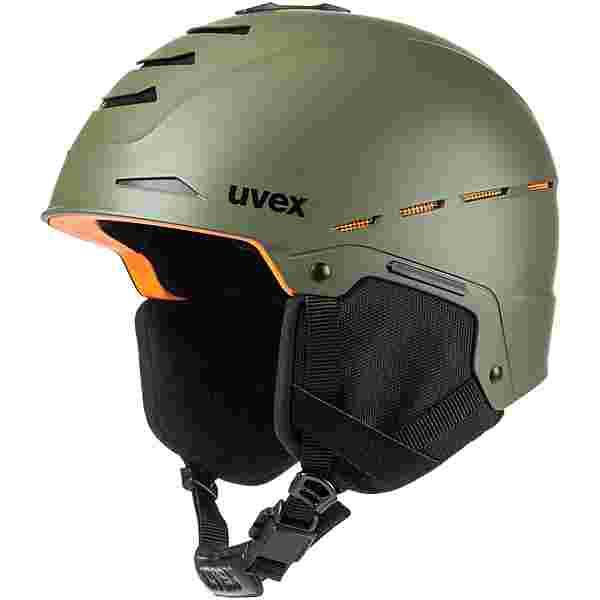 Uvex uvex legend pro Skihelm green