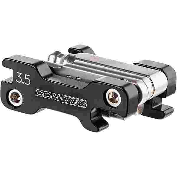 Contec Ten-A-Gogo Werkzeug schwarz-silber