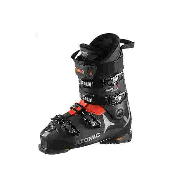 ATOMIC HAWX MAGNA 90X BLACK/R Skischuhe black