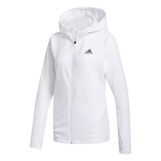 adidas AEROREADY Trainingsjacke Outdoorjacke Damen White / White