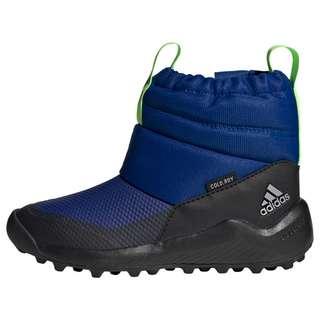 adidas ActiveSnow WINTER.RDY Schneestiefel Laufschuhe Kinder Royal Blue / Reflective Silver / Signal Green