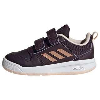 adidas Tensaur Schuh Laufschuhe Kinder Noble Purple / Copper Metallic / Pink Tint