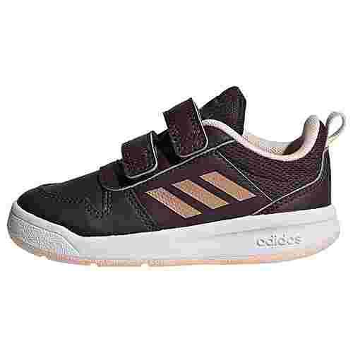 adidas Tensaurus Schuh Laufschuhe Kinder Noble Purple / Copper Metallic / Pink Tint